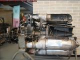 General Electric J31 Jet Engine, Cut Away to Show Interior