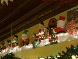 Santa's Workshop, Texas Hot Decorations, Wellsville, NY